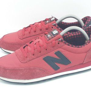 New Balance 410 Womens Running Shoes Size US 9 Red
